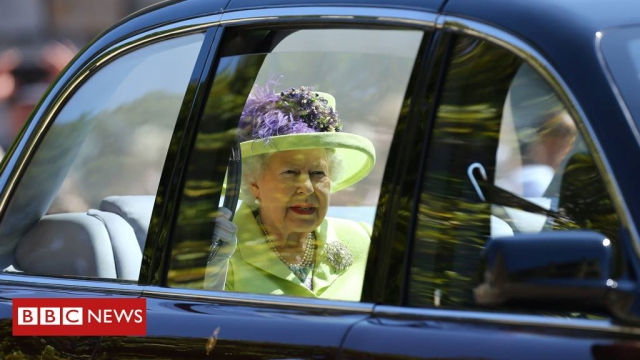 #royalwedding2018 elizabeth ii bbc news