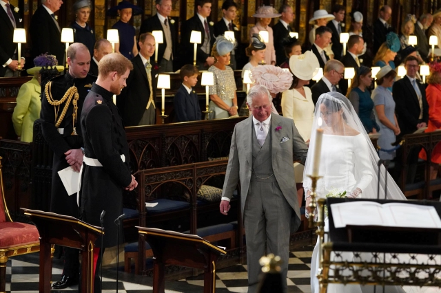 #royalwedding2018 meghan harry 4 the royal family fb
