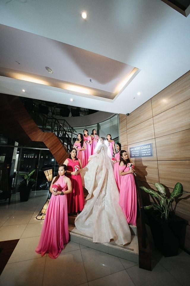 boni lilet cdo wedding