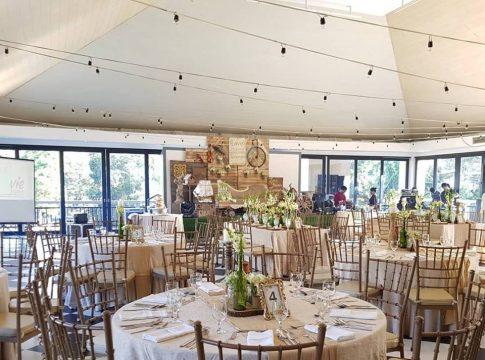 HillCreek Gardens Tagaytay's Three Bridges Events Catering