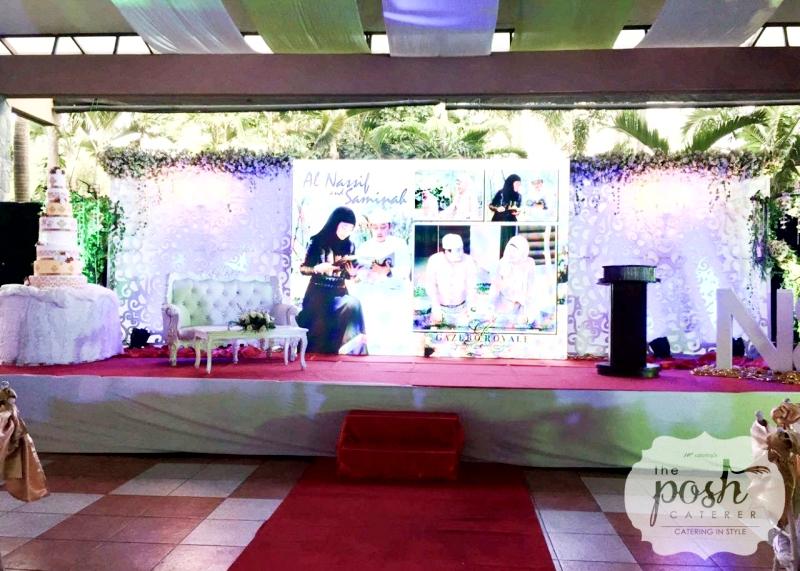 al nasif saminah muslim wedding