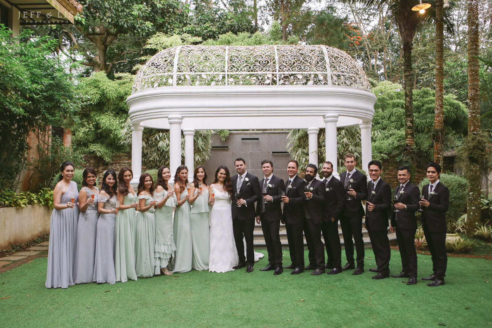 clayton steffi tagaytay wedding