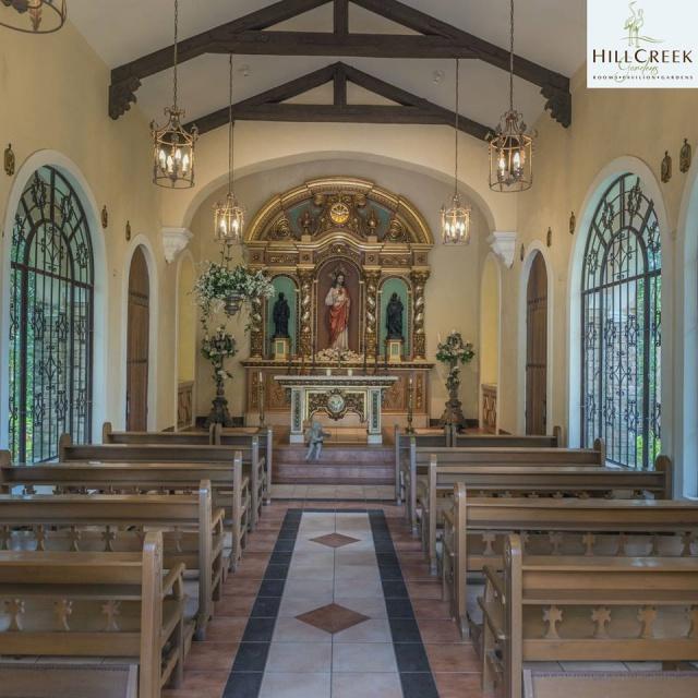 hillcreek gardens tagaytay chapel