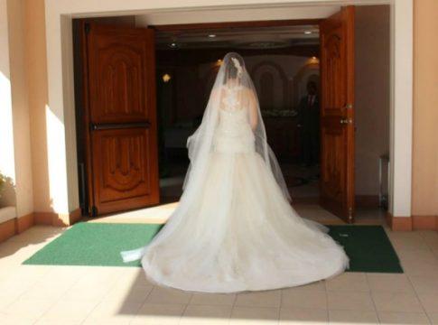 mara dizon bridal gown