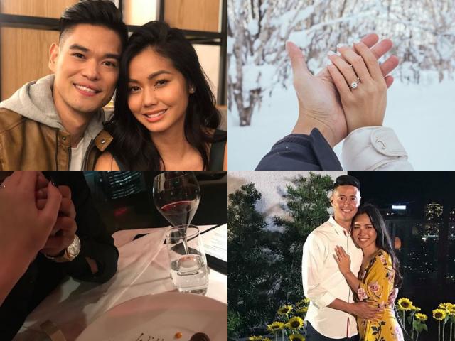 pinoy celeb engagements 2018