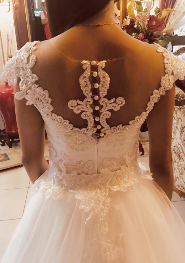 wedding dress new creation fashion