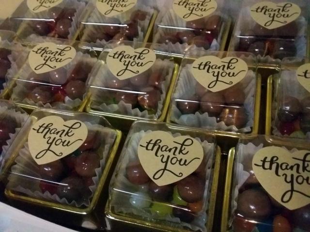 megabites chocolates