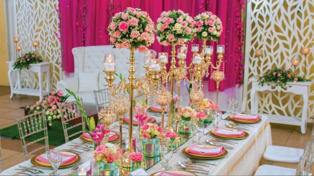 wedding catering by hizons