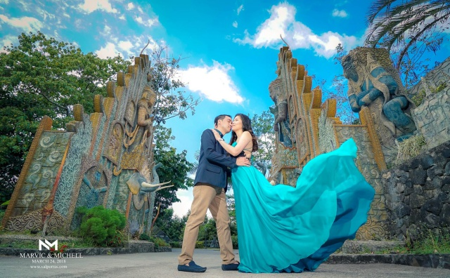 cintai coritos prenup exposure photo video