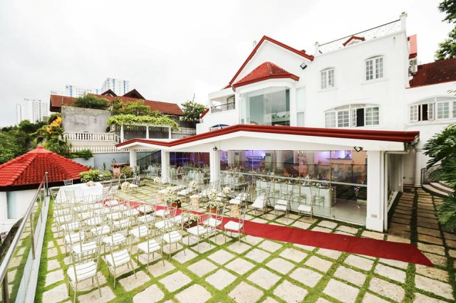 ibarras party venues and catering