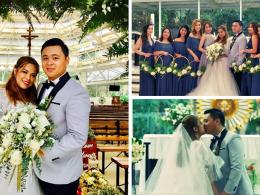 Nikko & Rica's Beautiful Rustic Wedding in Antipolo